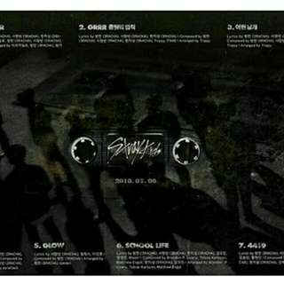 [GROUP ORDER] STRAY KIDS - MIXTAPE