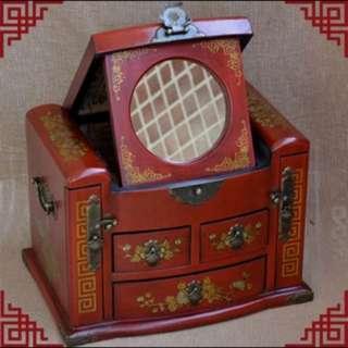 仿古飾物盒