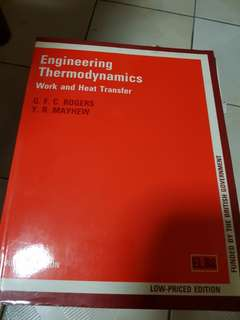 Engineering Thermodynamics-Work and Heat
