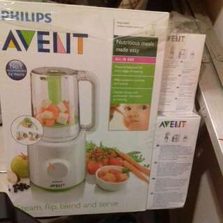Philips Avent Steam And Blend Blender
