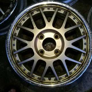 Rim 16 Ssr Tanabe Professor Ms1R Made in Japan