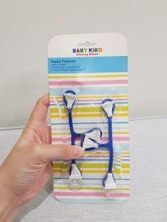 Nappy fastener