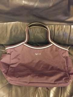 Agnes B bag(紫色)