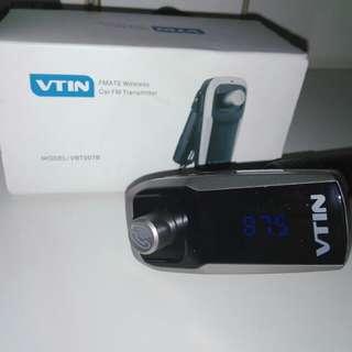 bluetooth fm transmittor kit
