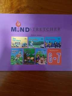Mind stretcher ( N2 , k1) reader .