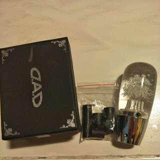 D.A.D LED gear knob