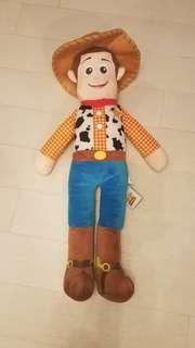 Toy Story Woody 胡迪大公仔*新