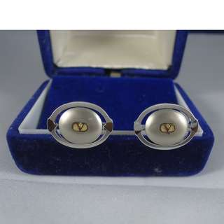 -50% Orig./Authentic Valentino Cuff Links
