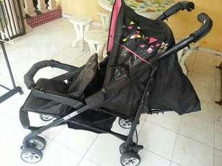 Goodbaby Twin Stroller