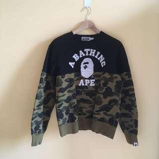 Authentic BAPE Sweater