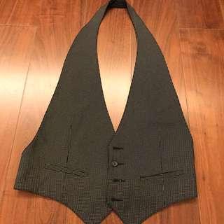 Men's vest - length 65 inches