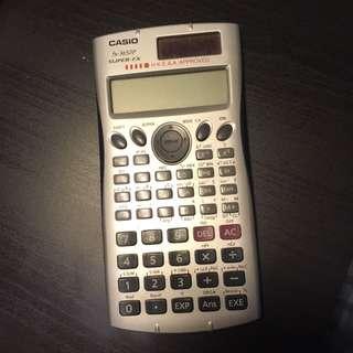 FX-3650P 考試計數機
