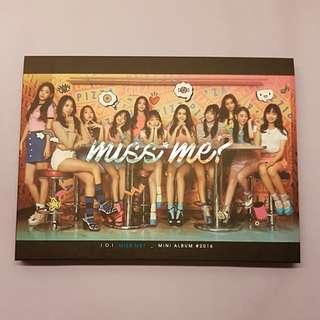 IOI Miss Me? 淨專