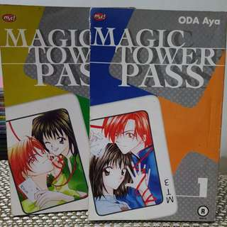 Magic Tower Pass 1 to 2 (Complete)
