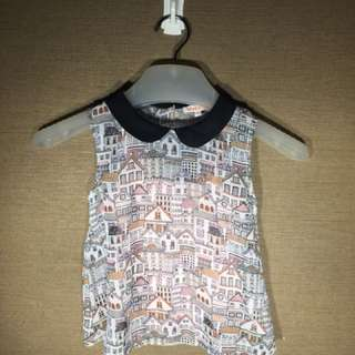 Blue Zoo Cute Top