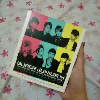 "SUPER JUNIOR M ""PERFECTION"" CD+DVD"
