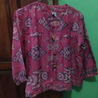 Batik handmade