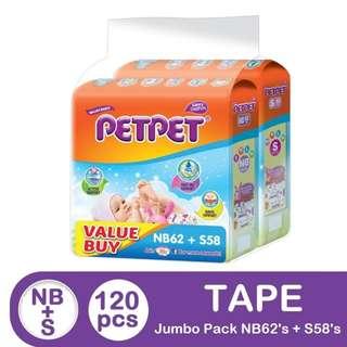 Petpet Jumbo NB62 + S58
