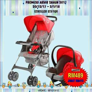 Baby Stroller and carseat