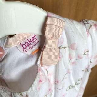 Original Ted Baker 6-9m babygirl