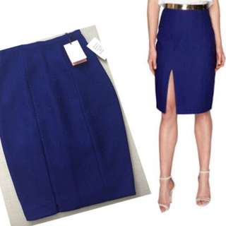Rodeo show Cobalt Blue New With Tags Skirt Sz 8