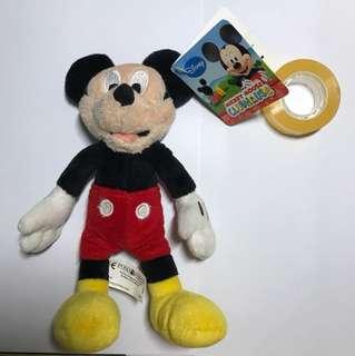 迪士尼米奇老鼠公仔 Disney Mickey Mouse new
