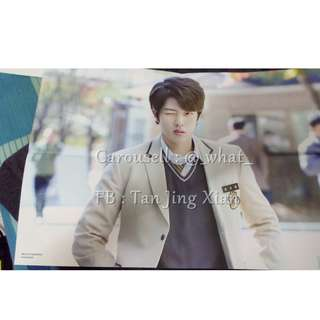 INFINITE L / SUNG YEOL FANSITE POSTER