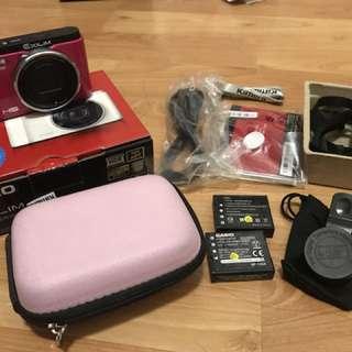 Casio zr1500 小資相機