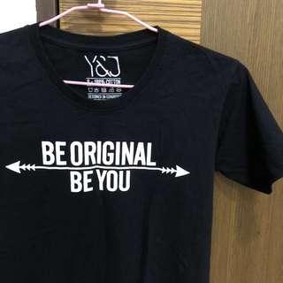 Be original be you tshirt