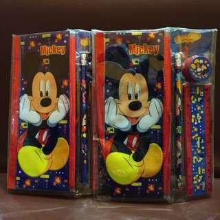 Mickey Stationery Sets