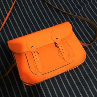 the cambridge satchel company細size袋