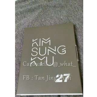 INFINITE SUNG GYU SOLO ALBUM '27'