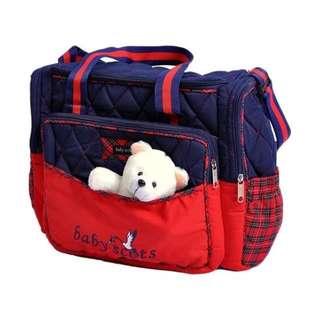 Scots baby bag