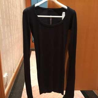 Rick Owens Women's Size 38 Size Small Wool Jumper Balenciaga Philippe Plein