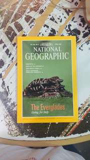 National geographic: the Everglades dying for help
