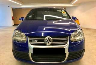 VW Golf R32 3.2cc
