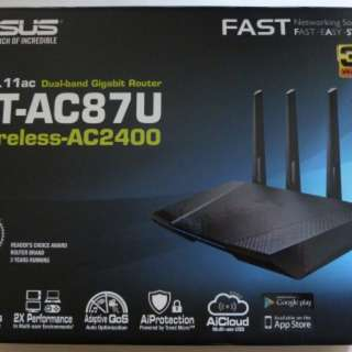 Asus Wireless Router RT-AC87U (2 years old & still under warranty)
