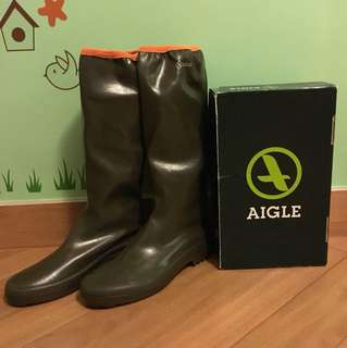 AIGLE Rubber Pack 雨靴