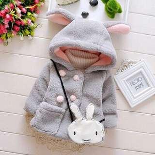 兔子🐰造型外套