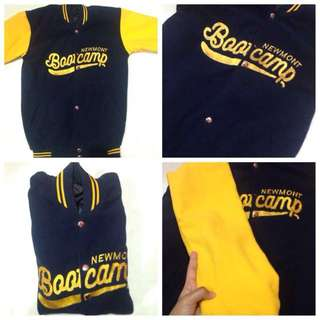 Sweater distro newmont boot camp