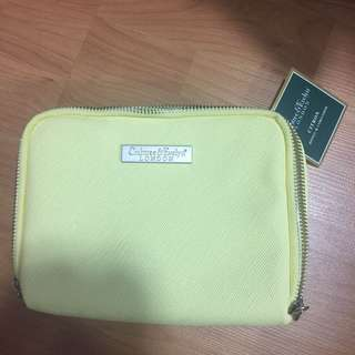 Cabtree & Evelyn cosmetics bag