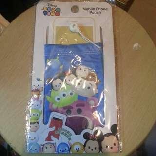 Disnep Tsum Tsum mobile phone pouch