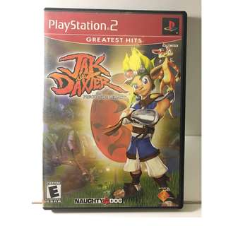 Sony PlayStation 2 - Jak and Daxter: The Precursor Legacy (Greatest Hits Edition)