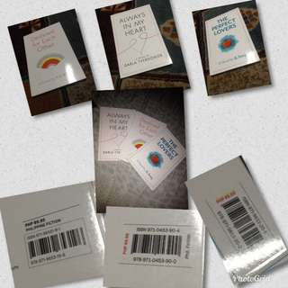 3wattpadbooks for 200