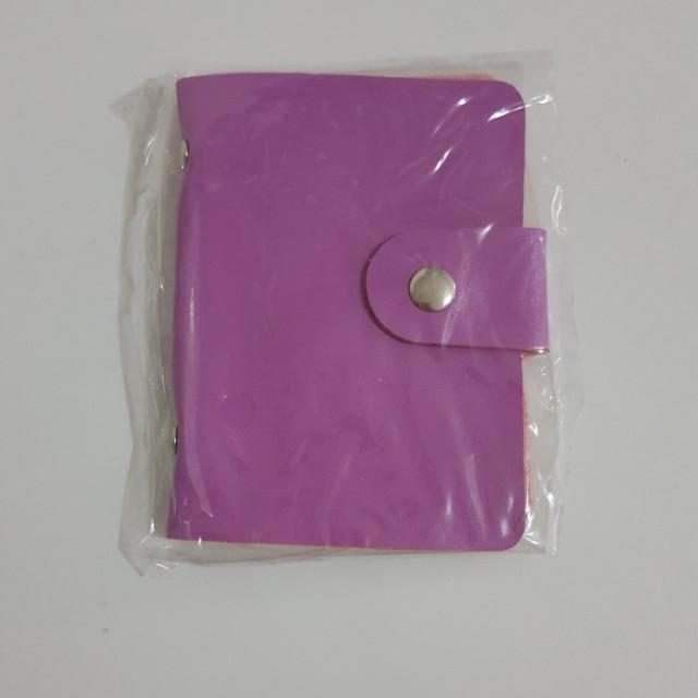 皮質簡約24卡位 銀行卡包 信用卡超薄卡套 公交卡卡套