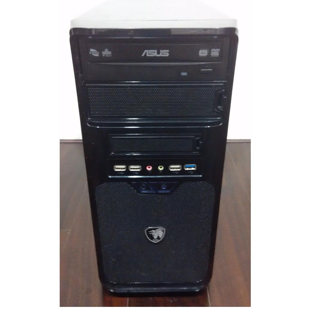開機即用 1440P HD影片 文書遊戲電腦主機