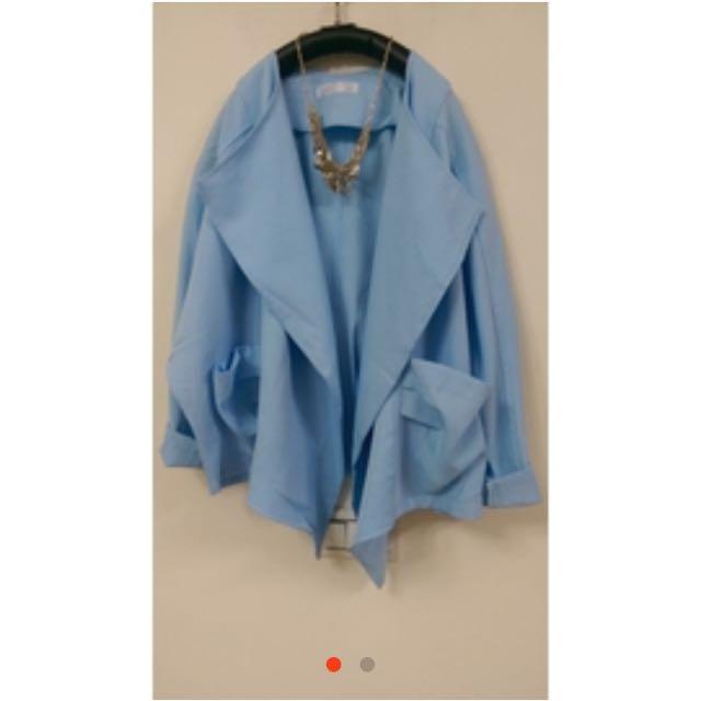 水藍外套❤️