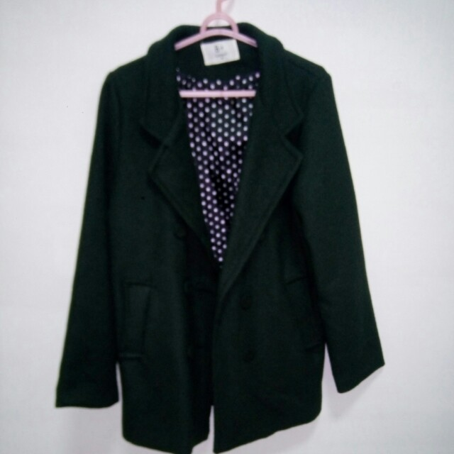 全新保暖大衣#舊愛換新歡#有超取最好買#好想找到對的人