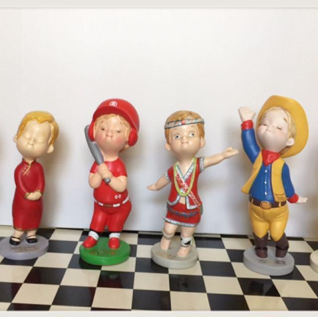 👉(代友出售)#大葉高島屋 #玫瑰寶寶 每年滿額限量公仔👈
