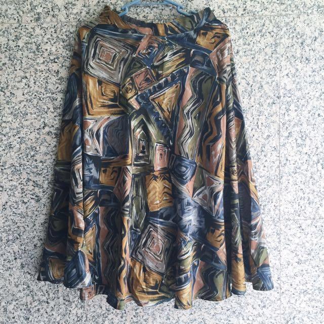 /古著降價/ - 很美的古著裙